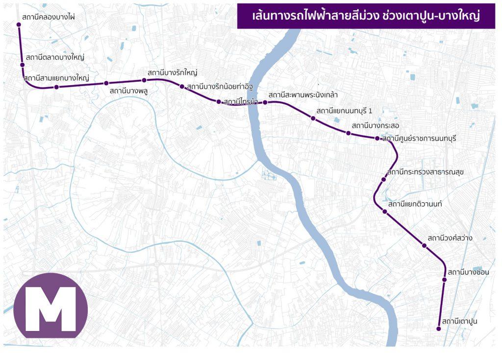 วิเคราะห์ราคาบ้านและคอนโดรอบ 16 สถานีสายสีม่วง 1